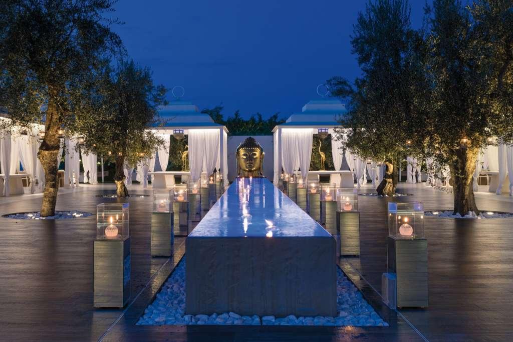 Villa Carafa ad Andria - Giardino delle Lanterne