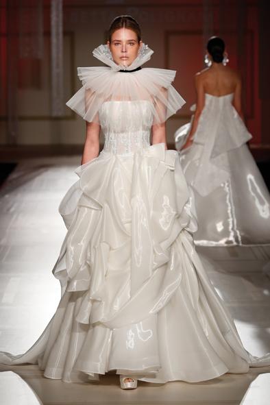Elisabetta Polignano - Collezione Haute couture 2018