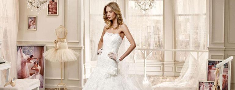 Armonia e immagine della sposa