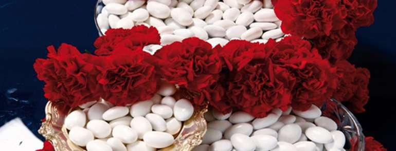 Il galateo delle bomboniere: confetti, dolci protagonisti