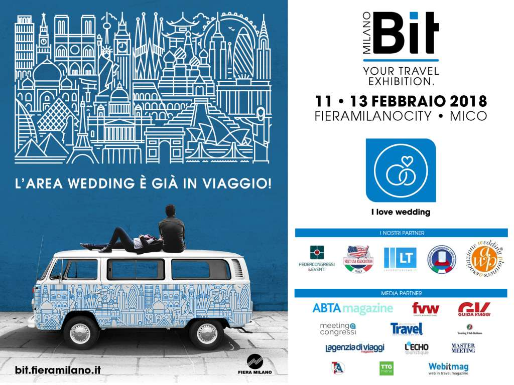 BIT - Spazio I love wedding