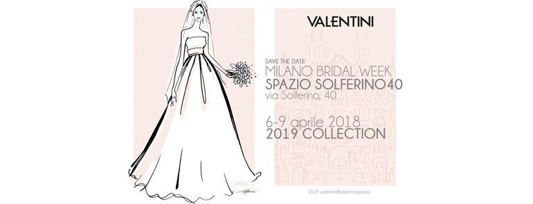 Valentini Spose: abiti made in Italy per un matrimonio da sogno