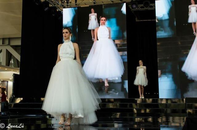 Chiara Vitale - Atelier Kore a Roma Sposa 2018