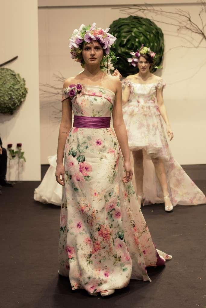La sfilata di Fiò Couture a Myplant & Garden