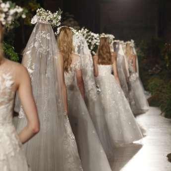 Editor's choice from Barcelona Bridal fashion Week