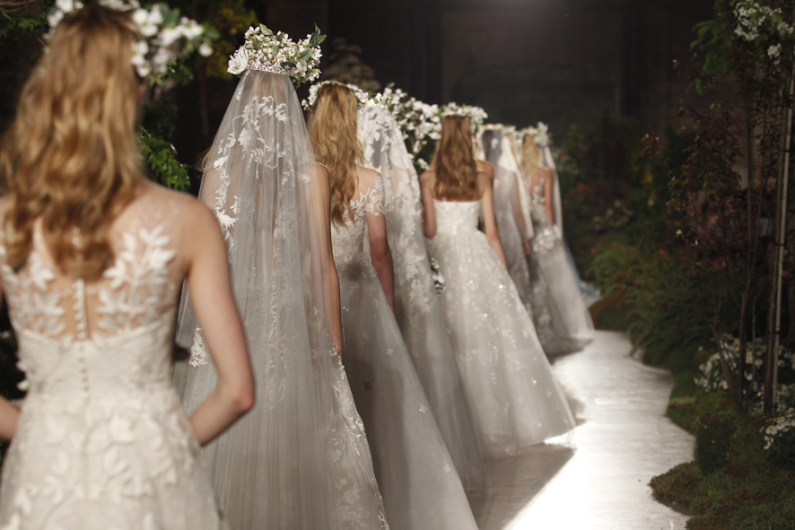 Editor's choice from Barcelona Bridal fashion Week