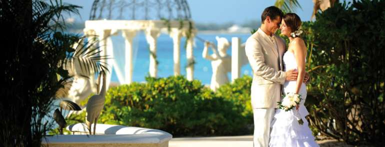 Matrimonio e luna di miele nelle isole Bahamas