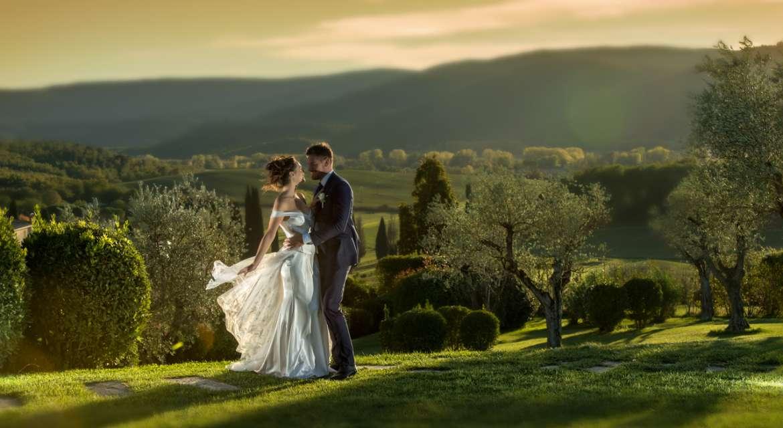 Una location unica nel cuore della Toscana