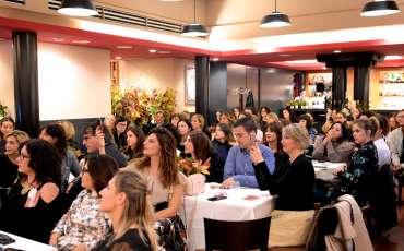 Roberta Torresan Meet Up a Milano