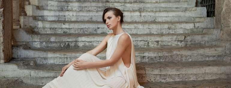 Anna Viero. New Bridal Cashmere