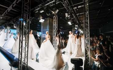 Ukraine Wedding Fashion Show