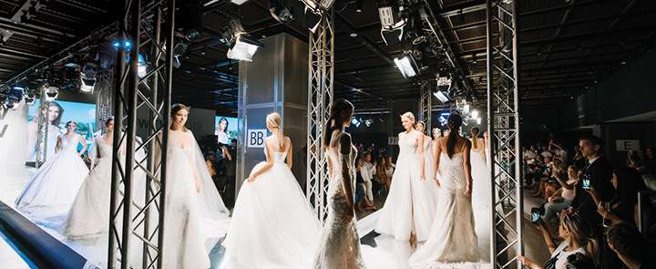 Ukraine Wedding Fashion Show
