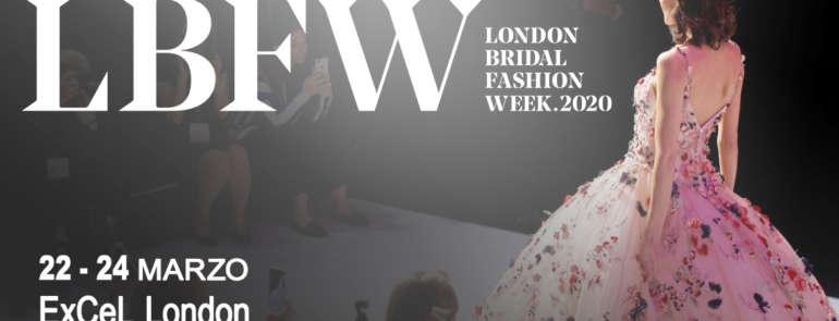 London Bridal Fashion Week 2020