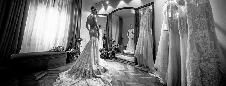 Le Spose di Milano, brand in esclusiva