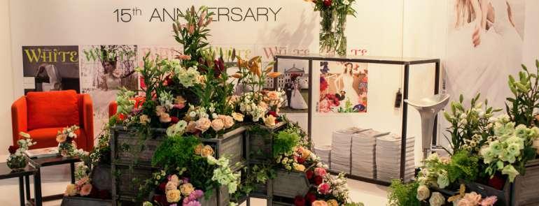 White Sposa sboccia a Myplant & Garden