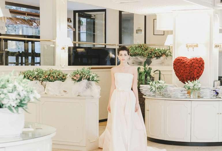 Beauty Bridal Trend