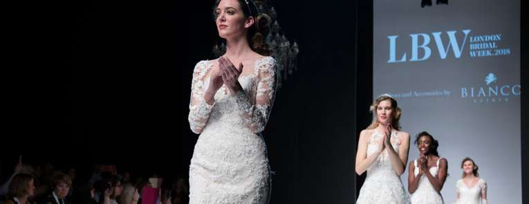 London Bridal Week 2018 Highlights – White Gallery