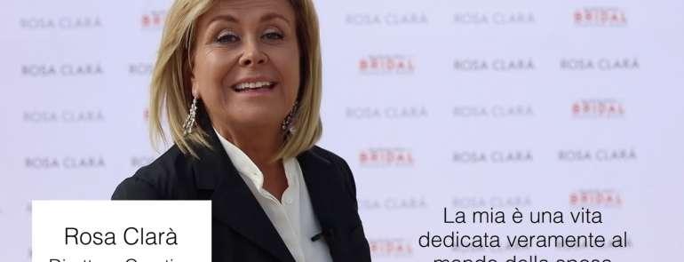 Rosa Clarà a Barcellona Bridal Week