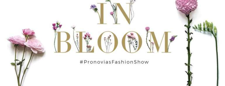 Sfilata Pronovias Collezion In Bloom 2019
