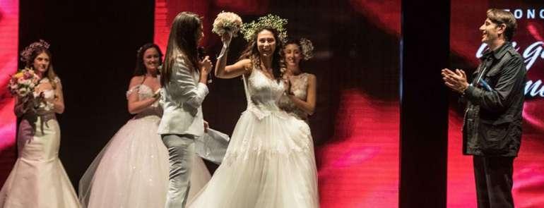 """Concorso """"Un giorno da modella"""" – Fiera Promessi Sposi Bari"""