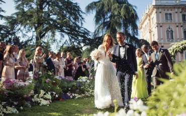 «The Real Wedding» è in edicola
