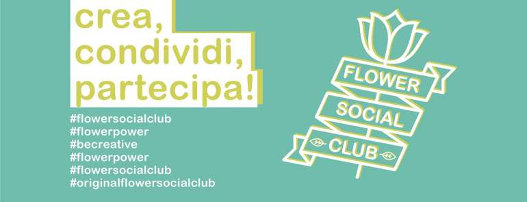 Un fotocontest per flower additcted: Flower Social Club