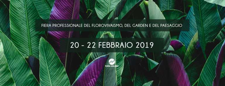 THE REAL WEDDING e WHITE SPOSA Media Partner di Myplant&Garden 2019