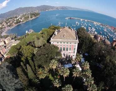 Un Giardino all'Italiana sul mare ligure: Villa Durazzo