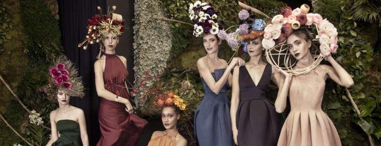 Flower Couture: il miracolo dei fiori si fa moda