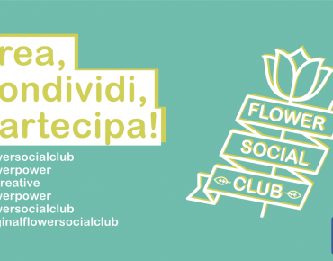 La premiazione di Flower Social Club