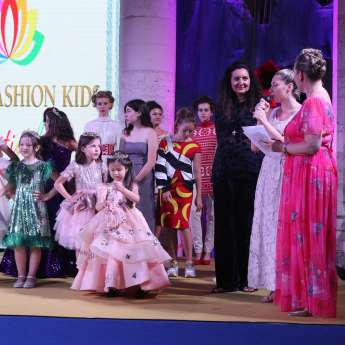 International Festival of Young Models and Designers World Fashion Kids 2019