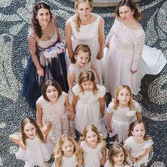 Fashion Show by Love in Portofino a Villa Durazzo