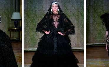 Yolancris alla Paris Haute Couture Fashion Week