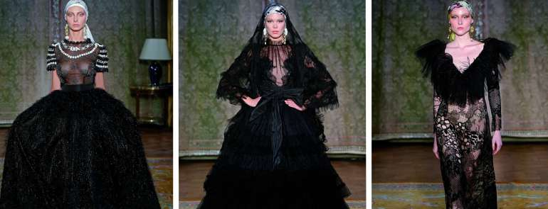 Yolancris alla Paris Haute Couture Fashion Week
