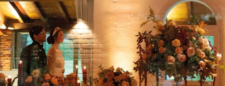 Maria Grazia Rizzotti e il Winter Wedding