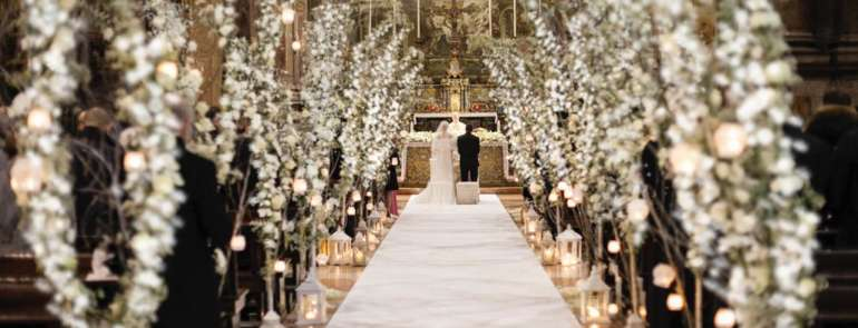 Enzo Miccio e il Winter Wedding