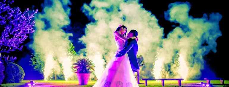 Franco Pozzi e il Winter Wedding