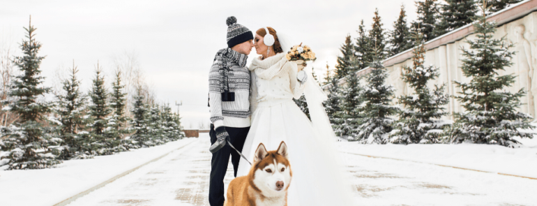 Tiffany Eventi e il Winter Wedding