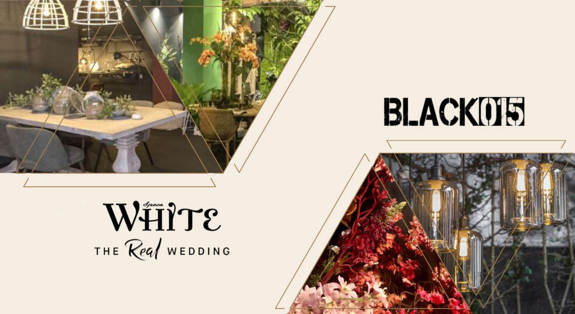 Lo showroom Black015 si veste a tema wedding