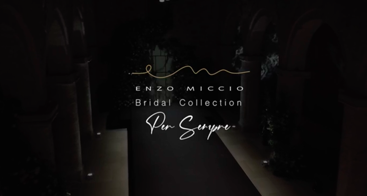"Enzo Miccio Bridal Collection ""PER SEMPRE"""