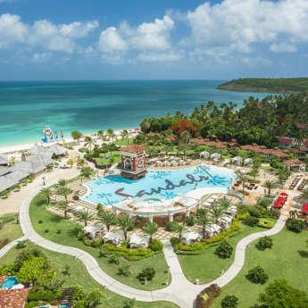 Sandals Resorts riparte in totale sicurezza