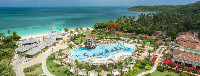 Sandals Resorts riparte in totale sicurezza