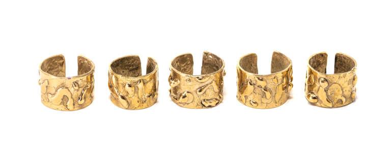 dettaglidattimi pezzi unici di gioielleria handmade