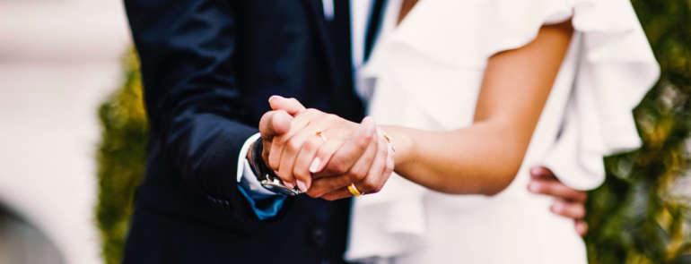I migliori abiti da sposa per seconde nozze