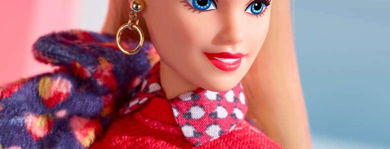 Milano Fashion Week Barbie e il nuovo look