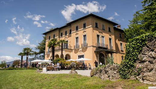 Villa Esengrini Montalbano location a Varese