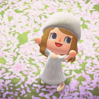 Yolancris e il mondo virtuale di Animal Crossing