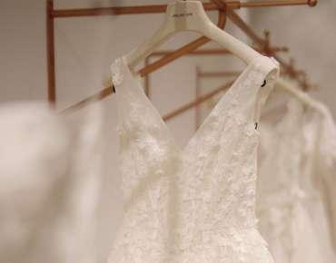 Collezioni sposa: gli abiti più adatti alle donne basse