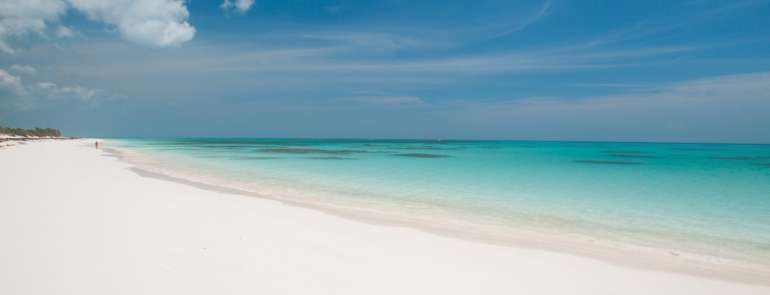 Sole e amore alle Bahamas