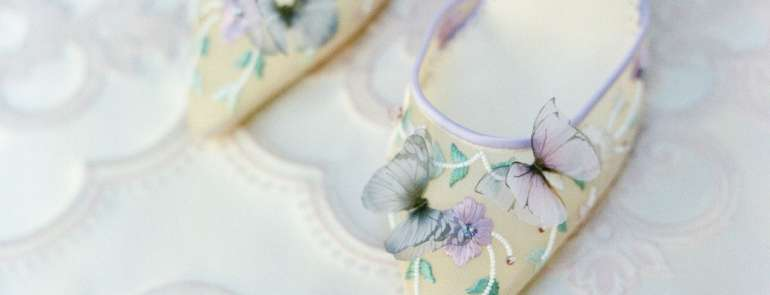 Belle Shoes: la scarpa per la sposa romantica